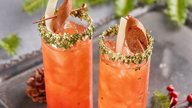 Monsieur Cocktail's Asian Bloody Mary
